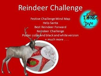 Reindeer - STEAM,  Biomimicry