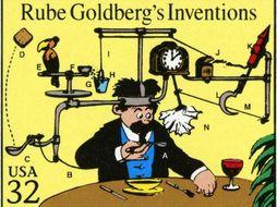 Types of Motion - Rube Goldberg Machines
