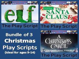KS2 Drama - Christmas Play Scripts Bundle
