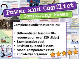 Power and Conflict - Compare