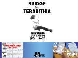 Bridge to Terabithia Movie Guide | Questions | Worksheet (PG - 2007)