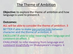 Database Assignment Help Outstanding Lesson Lady Macbeth And Theme Of Ambition Paraphrasing Sentences Online also Pay To Do School Assignment Outstanding Lesson Lady Macbeth And Theme Of Ambition By Maryliz  Literature Review Services