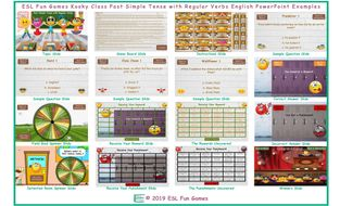 Past-Simple-Tense-with-Regular-Verbs-Kooky-Class-English-PowerPoint-Game.pptm
