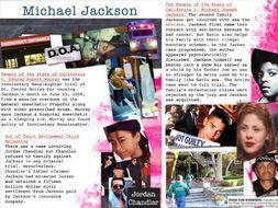 Michael Jackson & Criminal Law ~ Molestation & Manslaughter ~ 67 Slides Total!