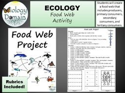 Ecology: Food Web Project