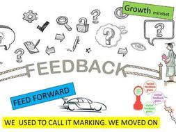 Effective Marking and Feedback