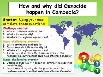 Genocide - Cambodia