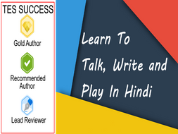 The Fun Way To Learn Hindi - Bundle