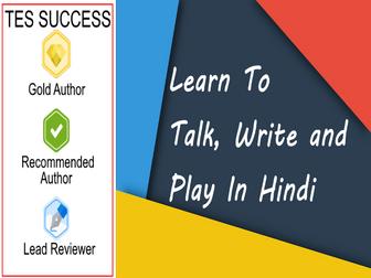 The Fun Way To Learn Hindi - Bundle