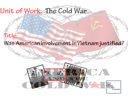 was the us involvement in vietnam justified Many americans questioned how the american government could justify standing up for this oppressive regime the usa was meant to fight to protect freedom and democracy it became clear that the vietnamese peasants did not welcome american troops many americans questioned why their country was involved if the.