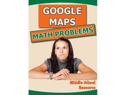 Maths with Google Maps