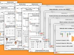 Year 2/3 Mixed Age Autumn Block 2 Step 14 Lesson Pack
