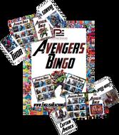 Marvel's Avengers Bingo Game