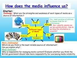 Fake News + Media Influence