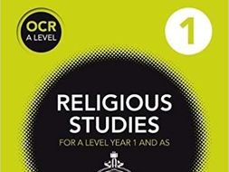 OCR A level Religious Studies: Philosophy of Religion Essays