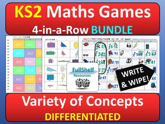 Maths Games KS2