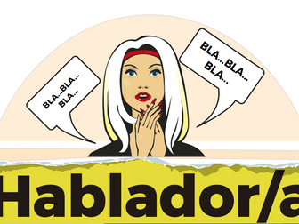 Spanish Adjectives (Display)