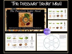 Passover: The Seder Meal