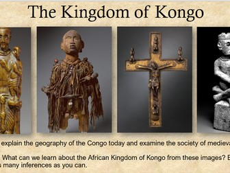 The Congos: Wealth, Poverty, Freedom and War
