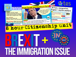 Brexit + Immigration