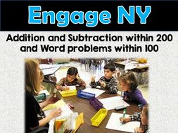 Eureka NY Engage Math: Grade 2: Module 4: Add and Subtract withing 200 & 100