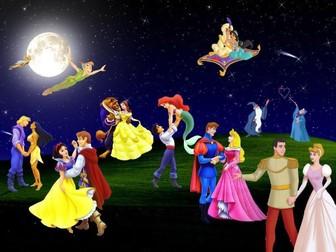 Disney Dance Scheme of Work and Resources