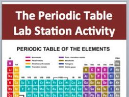The periodic table 7 engaging lab station activities by the periodic table 7 engaging lab station activities urtaz Gallery