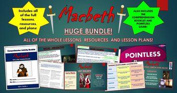 Macbeth Huge Bundle!