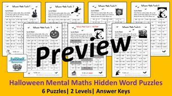 Halloween-Mental-Maths-Puzzles..zip