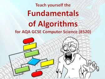 Fundamentals of Algorithms  GCSE revision student workbook
