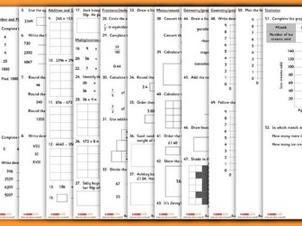 Year 5 Autumn  Baseline Assessment for Maths