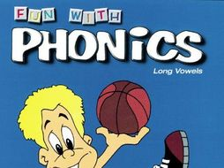 Fun With Phonics: Long Vowels