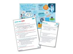 Year 3 Reading comprehension on water
