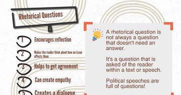 rhetorical questions in writing