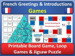 French greetings introductions games by fullshelf teaching french greetings introductions games m4hsunfo