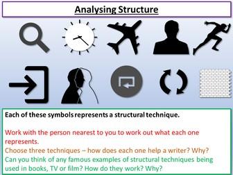 Structure - Structural Techniques