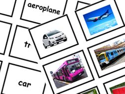 Transport -mmatching cards differentation