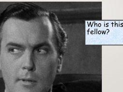 Gerald Croft Revision - An Inspector Calls