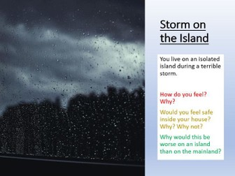 Storm on the Island Power and Conflict