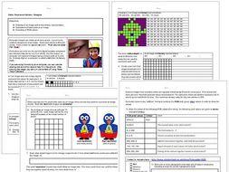 Image Representation Worksheet