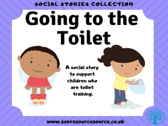 Going to the Toilet Social Story