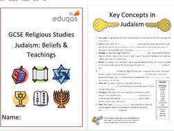 Image Led Explain Judaism To A Child Step 1