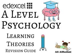 Learning Theories Revision Guide