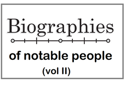 Biographies of Notable People Vol II Reading Comprehension Bundle- Informational Texts (SAVE 65%)
