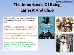 hyperbole in the importance of being earnest