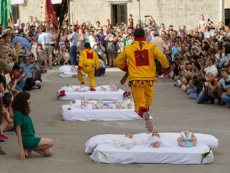 Los festivales en España (New GCSE - Spanish festivals) - UPDATED