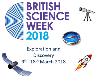 British Science week Assembly/Powerpoint 2018 - Exploration & Discovery