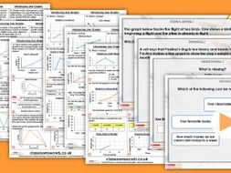 Year 4 Introducing Line Graphs Summer Block 4 Step 3 Maths Lesson Pack