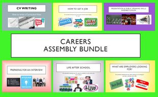 Careers Assembly Bundle