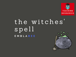 The Witches' Spell - Capacity Activities for EYFS